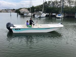 Used Carolina Skiff 238 DLV Commercial Boat For Sale