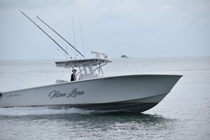 Used Seahunter 39 Tournament Center Console Fishing Boat For Sale