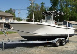 Used Dusky 233 Center Console Fishing Boat For Sale