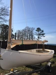 Used Arey's Pond Racing Cat Daysailer Sailboat For Sale