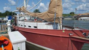 Used Custom Cruiser Sailboat For Sale