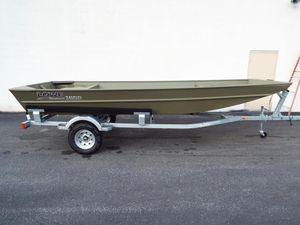 New Lowe Roughneck 1655 Big RiverRoughneck 1655 Big River Aluminum Fishing Boat For Sale