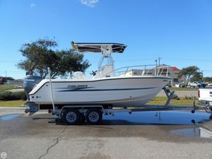 Used Hydra-Sports Ocean 20 Center Console Fishing Boat For Sale