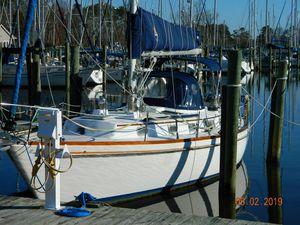 Used Bristol 41.1 Center Cockpit Sailboat For Sale