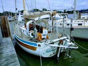 Used Custom HESS Bristol Channel Cutter Cruiser Sailboat For Sale