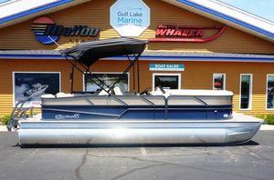 New Misty Harbor Biscayne Bay 2285RLBiscayne Bay 2285RL Pontoon Boat For Sale