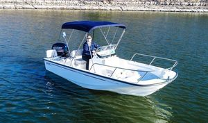Used Boston Whaler 170 Montauk170 Montauk Center Console Fishing Boat For Sale