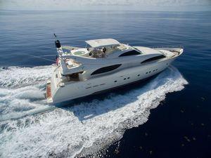 Used Ferretti Yachts Custom Line 94 Mega Yacht For Sale