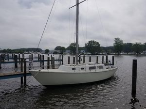 Used Cal 34 Cruiser Sailboat For Sale
