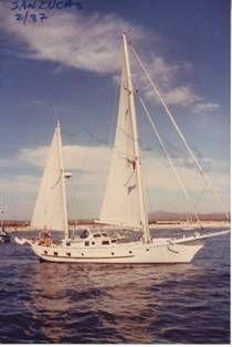 Used Custom William Garden Ketch Cruiser Sailboat For Sale