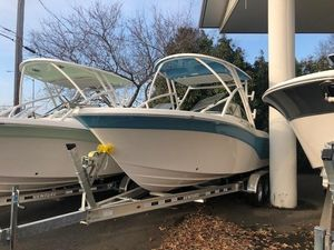 New Sea Fox 226 Traveler High Performance Boat For Sale