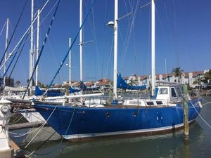 Used Alden Custom Schooner Sailboat For Sale