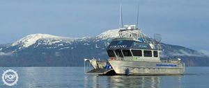 Used Maxweld Viking Power Catamaran Boat For Sale