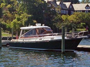 Used Little Harbor Whisperjet 34 Express Cruiser Boat For Sale