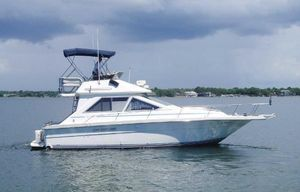 Used Sea Ray 345 Sedan Bridge Cruiser Boat For Sale