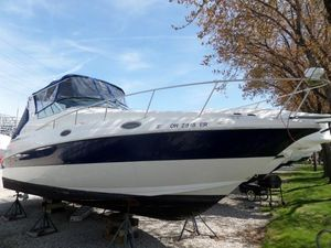 Used Cruisers 280 CXI Cuddy Cabin Boat For Sale