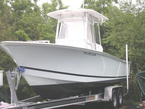 Used Topaz Center Console Fishing Boat For Sale