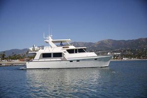 Used Marlow 53C Trawler Boat For Sale
