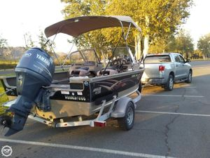 Used G3 Angler V172F Aluminum Fishing Boat For Sale