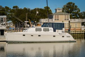 Used Endeavour 44 Trawlercat Power Catamaran Boat For Sale