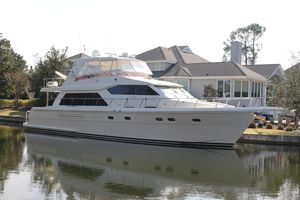 Used Hampton 63 Motor Yacht Motor Yacht For Sale