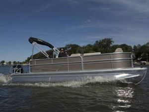 Used Misty Harbor Adventure 2085CRAdventure 2085CR Pontoon Boat For Sale