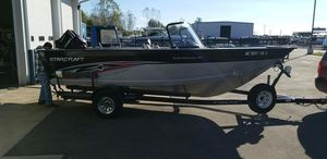 Used Starcraft 186 Superfisherman186 Superfisherman Aluminum Fishing Boat For Sale