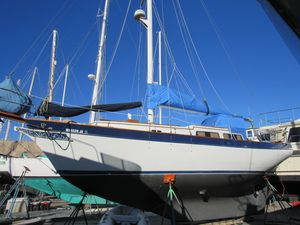 Used Downeast 32 Cruiser Sailboat For Sale