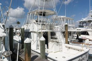 Used Tiara 4300 Convertible Fishing Boat For Sale