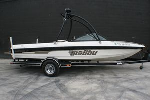 Used Malibu Response LX Runabout Boat For Sale