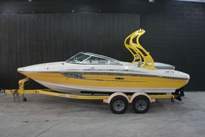 Used Sea Ray 205 Ski and Wakeboard Boat For Sale