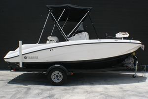 Used Yamaha 190 FSH/SKI CC Jet Boat For Sale