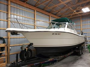 Used Pursuit 2860 Denali Cruiser Boat For Sale