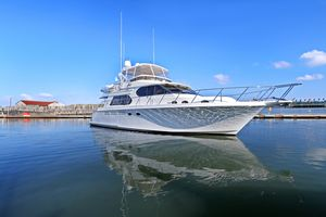 Used Ocean Alexander 58 Pilothouse Motor Yacht For Sale