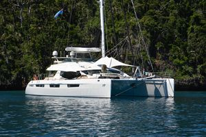 Used Privilege 745 Catamaran Sailboat For Sale