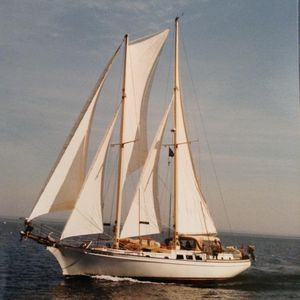 Used Sutton Staysail Schooner Sailboat For Sale