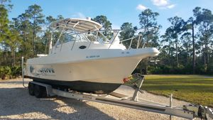 Used Aquasport 275 Explorer Center Console Fishing Boat For Sale