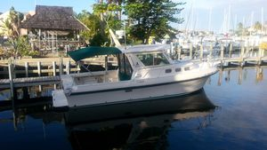 Used Albin TE Flush Deck Express Cruiser Boat For Sale