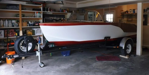 Used Nelson Craft 18 Runabout Antique and Classic Boat For Sale