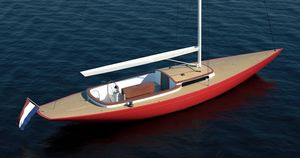 New Eagle 37 Daysailer Sailboat For Sale