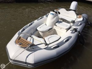Used Zodiac DL420 SEA SPORT 14' Inflatable Boat For Sale