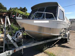 Used Hewescraft 180 Pro V Aluminum Fishing Boat For Sale