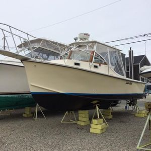 Used Pilot Cove 26 Point Judith Cruiser Boat For Sale