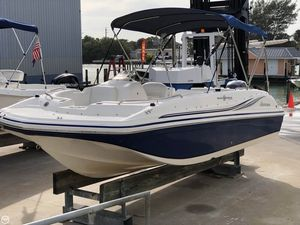 Used Hurricane 188 Sun Deck Boat For Sale