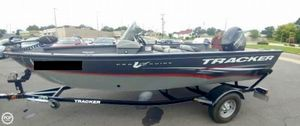 Used Tracker Pro Guide V16 Bass Boat For Sale