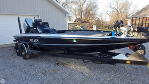 Used Bullet 21 XRS Bass Boat For Sale