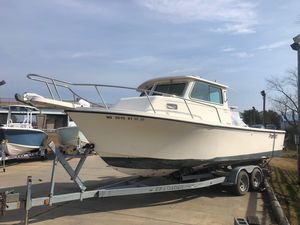 Used Parker 2520 XL Sport Cabin Cruiser Boat For Sale