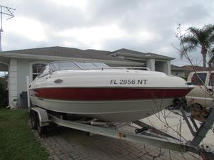 Used Stingray 205cs Cuddy Cabin Boat For Sale