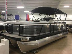 New Aqua Patio 259 CBD259 CBD Pontoon Boat For Sale
