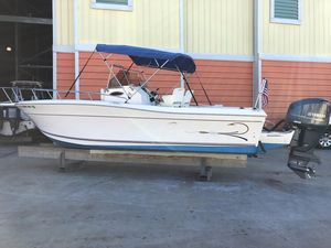Used Sportcraft 230cc Center Console Fishing Boat For Sale